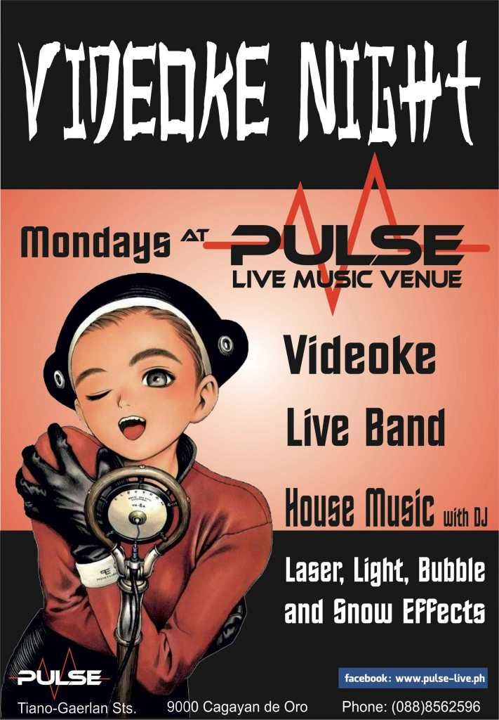 Pulse Videoke Night