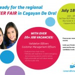 Smart Communications Career Fair in CDO