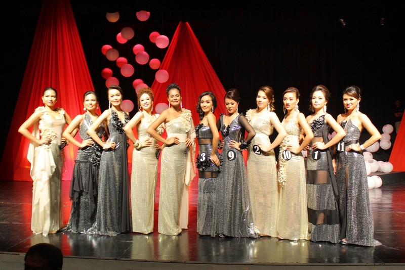 Photo: Miss Kagay-an 2012 Casual & Long Gown Competition