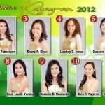 Greanne Mendoza is Miss Kagay-an 2012!