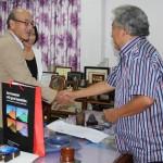 Japanese Ambassador visits CdeO