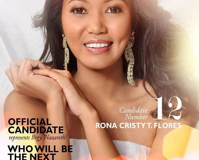Rona Cristy T. Flores - Brgy Nazareth