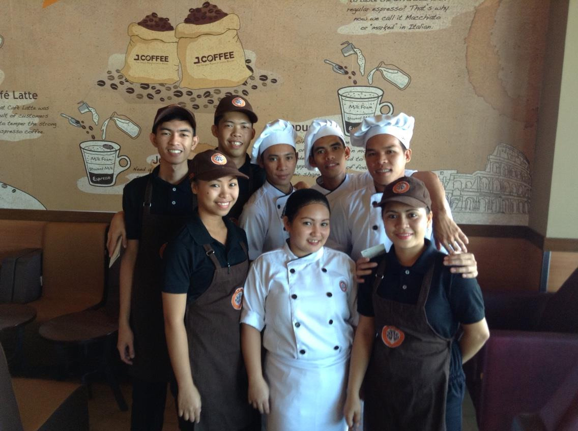 J.Co CDO Team is now ready for the May 10 Opening!