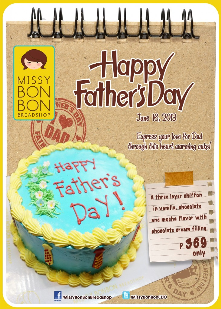 MissyBonBon Fathers Day