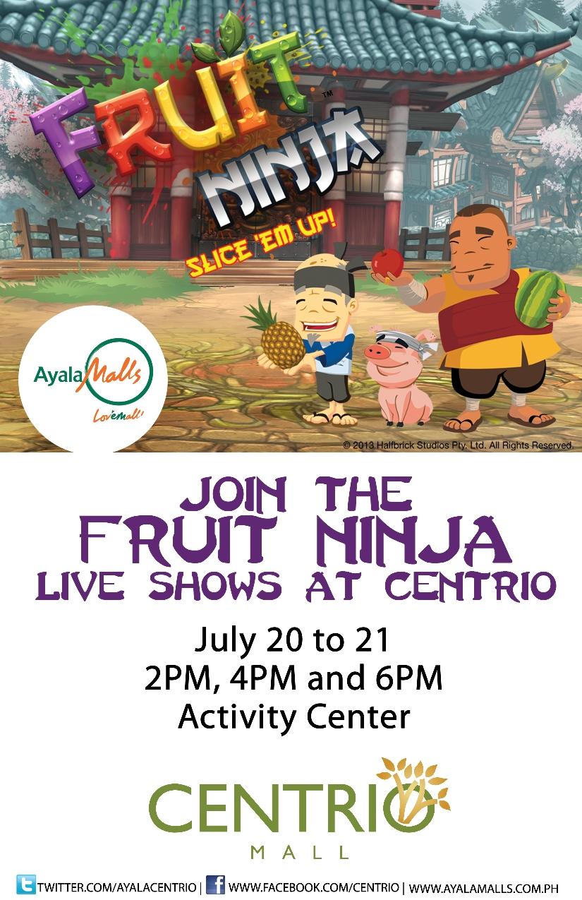 fruit-ninja-live-at-ayala-malls