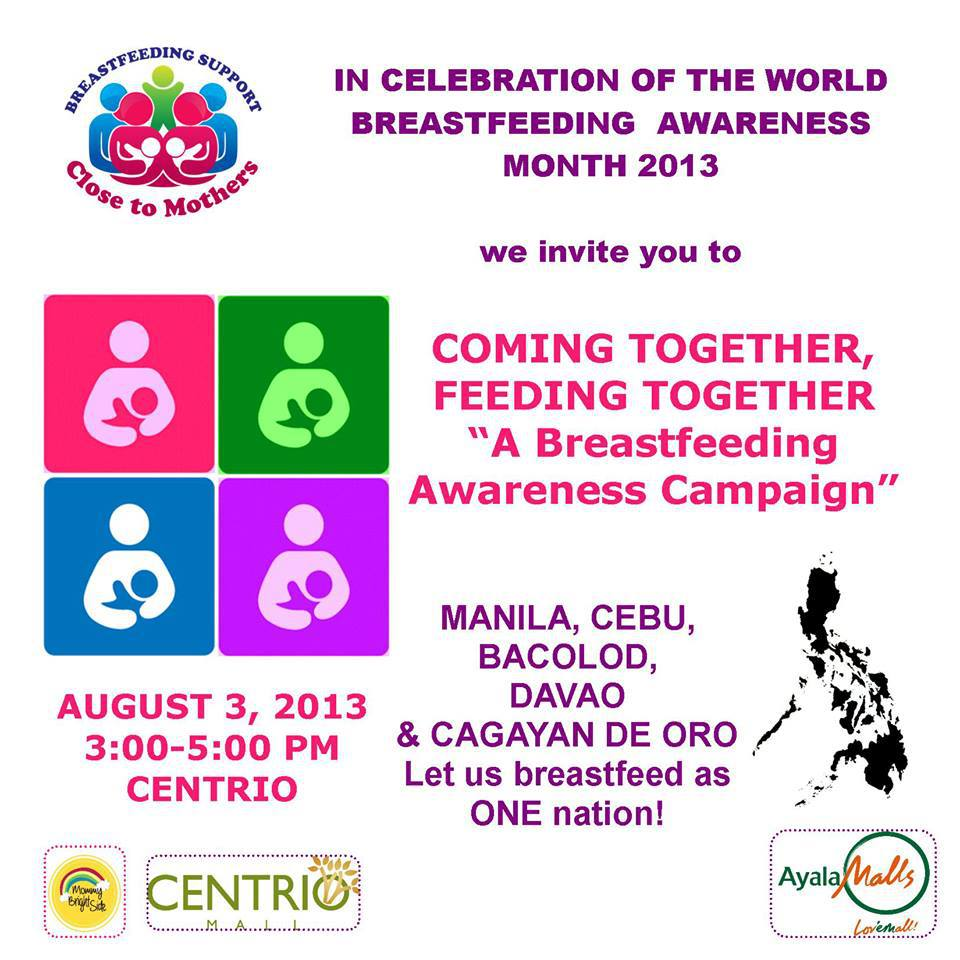 Breast Feeding Awareness in Cagayan de Oro