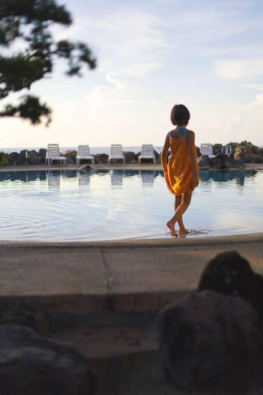 Paras Beach Resort Pool