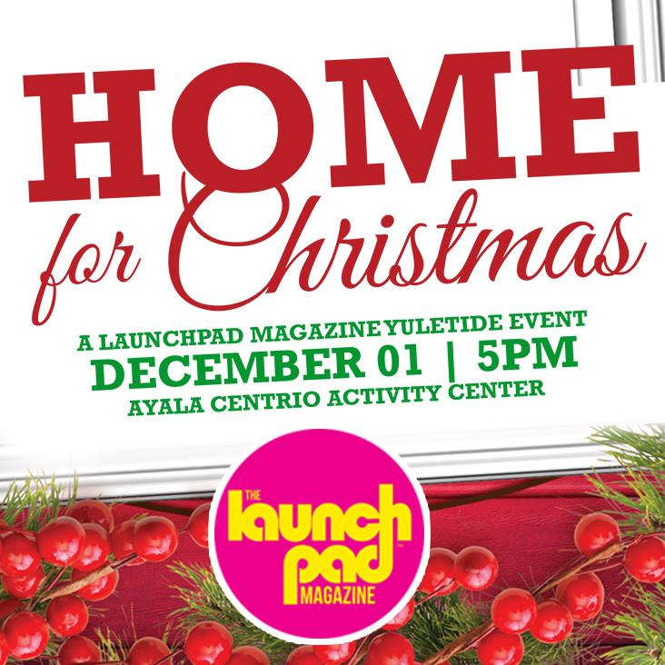 Home for Christmas – The Launchpad Magazine Yuletide Issue Launch