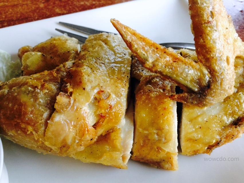 Ale Restaurant CDO Fried Chicken Half