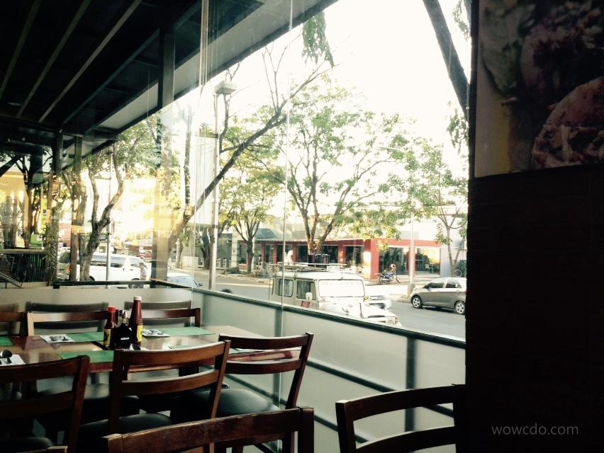 Ale Restaurant CDO facing Florentino St.