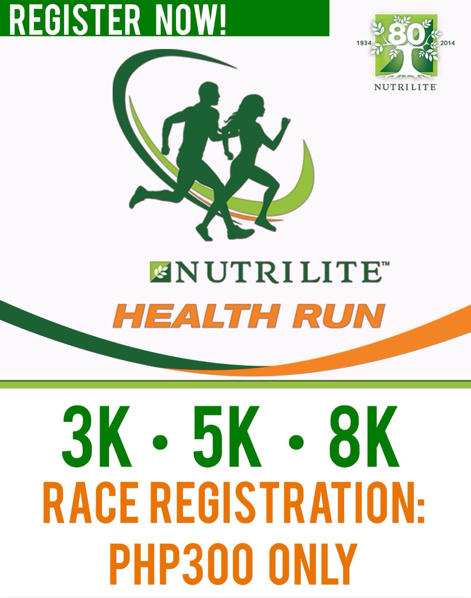 Amway Nutrilite Health Run 2015 in CDO 2