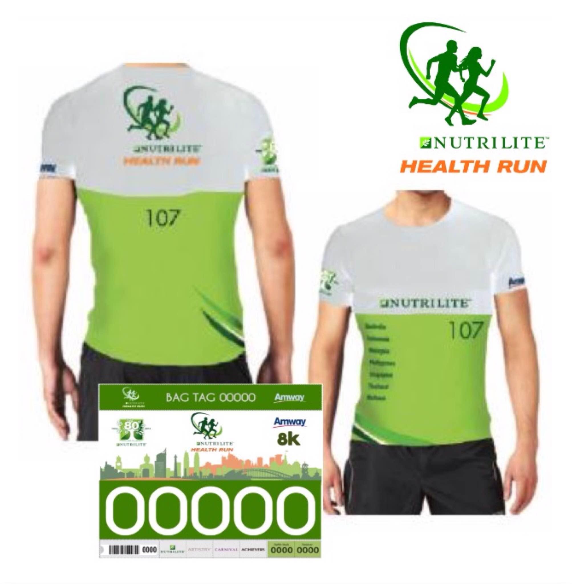 Amway Nutrilite Health Run 2015 in CDO 4