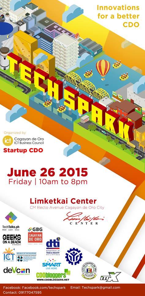 techspark-cdo-ict-2015
