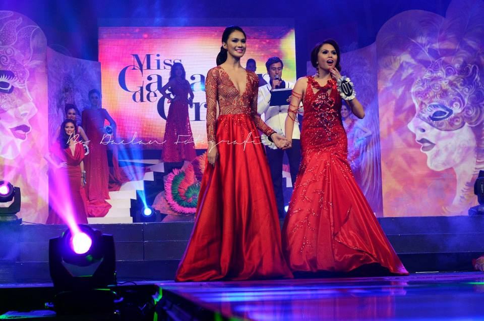 Ms. Cagayan de Oro 2015's defining moment captured