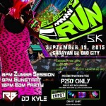 WATCH: ELECTRO Night Run 2015 in Cagayan de Oro