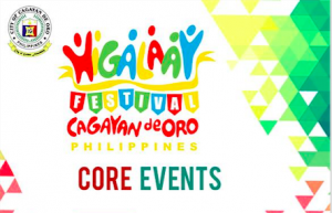 Higalaay Festival 2016 – Cagayan de Oro Fiesta Schedule of Activities