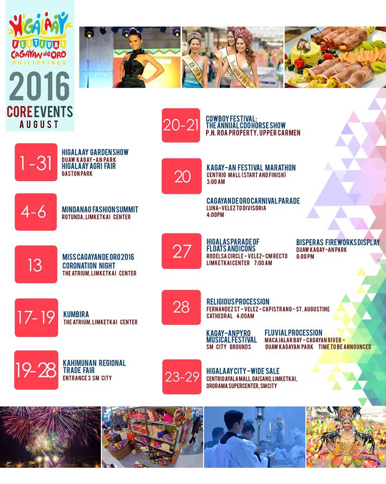 cdo-higalaay-festival-2016-schedule-of-activities