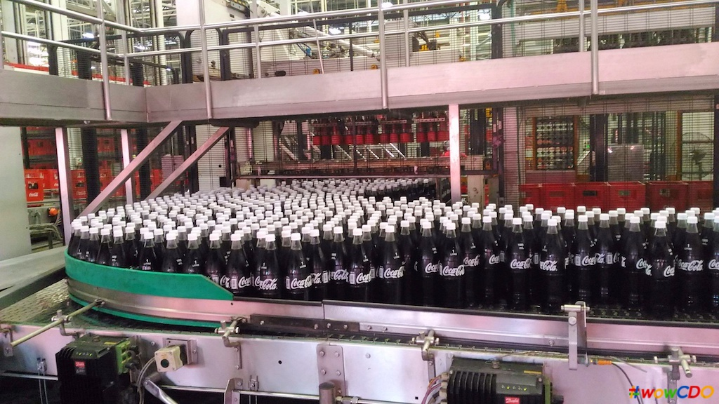 WATCH: Video Tour inside a Coca-Cola FEMSA Plant
